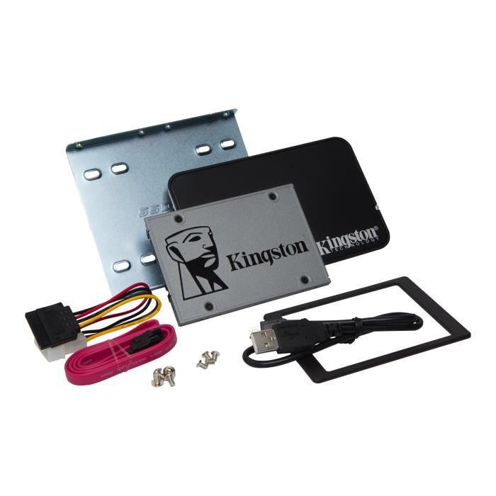 Kingston SSD Interne UV500 2.5\