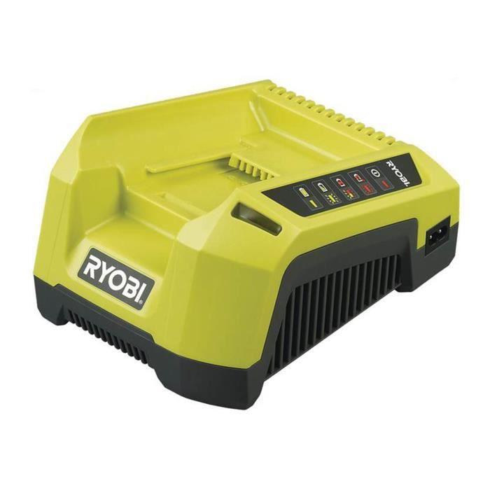 Chargeur 36V standard 1,7A - Plage température : -15° à 80°.PIECE DETACHEE OUTIL DE JARDIN