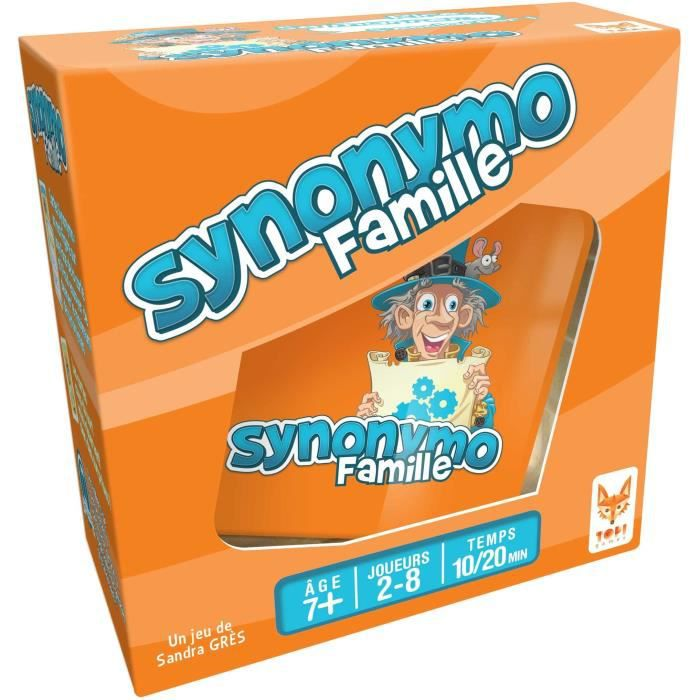 Synonymo famille