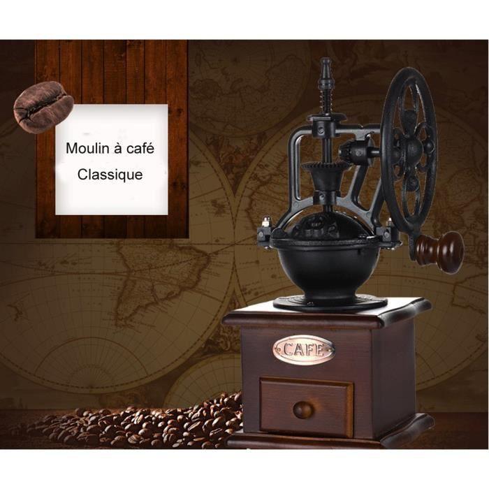 moulin a cafe manuel achat vente pas cher. Black Bedroom Furniture Sets. Home Design Ideas
