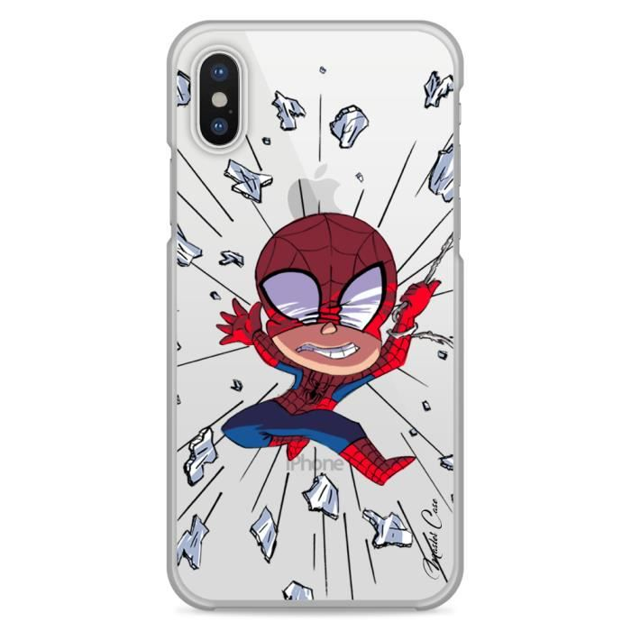 coque iphone xr ispider