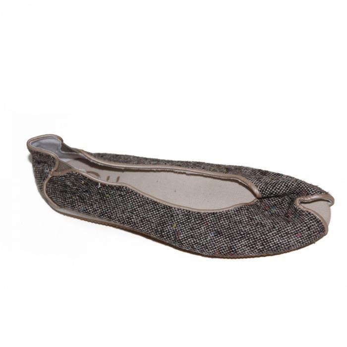 samples shoes BALLERINE OSIRIS LOVELY HEATHER GREY WOMEN