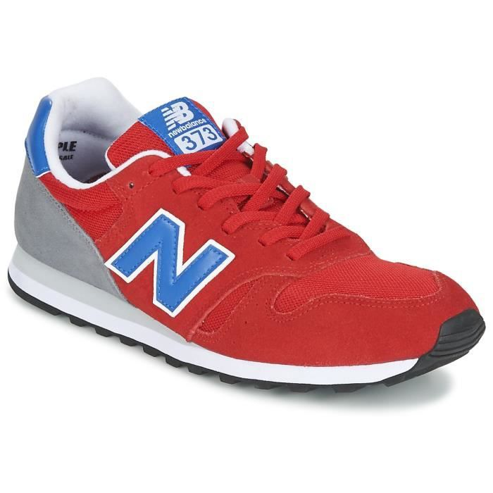 NEW BALANCE Ml373 Chaussure Garcon - Taille 37 - ROUGE