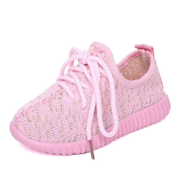 Sneakers Unisex Enfants chaussures de noix de coco chaussures de sport de mode
