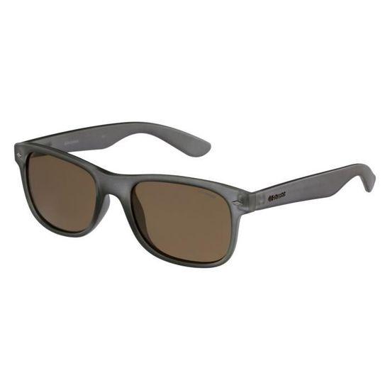 Lunettes de soleil Polaroid PLD 1015-S -PVDIG Gris mat Gris - Achat   Vente  lunettes de soleil Homme - Soldes  dès le 9 janvier ! Cdiscount 26b9b5c34e66