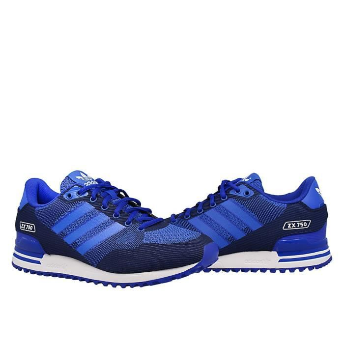 Adidas ZX 750 WV Chaussures de Sport Homme Toil.