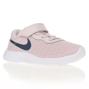 CHAUSSURES MULTISPORT NIKE Chaussures Tanjun - Enfant fille - Rose poudr