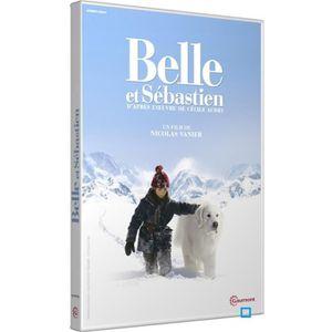 DVD FILM BELLE ET SEBASTIEN - LE FILM