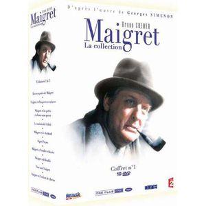 DVD SÉRIE DVD Coffret maigret, saison 1, n. 1 : maigret, ...