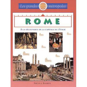 Livre 6-9 ANS Rome