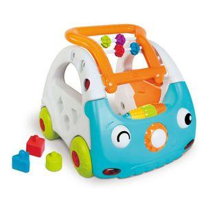 VOITURE ENFANT INFANTINO Mini car découverte 3 en 1 bleue
