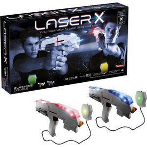 JEU D'ADRESSE LANSAY Laser X Double