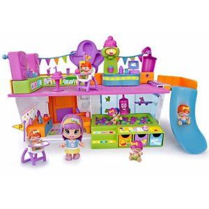 FIGURINE - PERSONNAGE PINYPON - La Baby Party + 3 Figurines