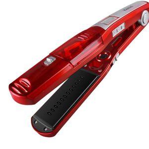 FER A LISSER Diy Hair Styling Outil Professionnel Électrique En