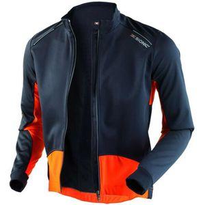 d8552ae5942e Veste de vélo Femme X-Bionic Sph… Noir Noir et orange - Achat ...