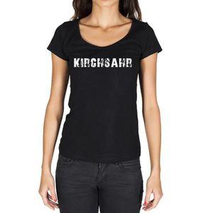 kirchsahr Tshirt, Femme Tshirt avec motif