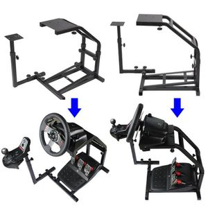 FIXATION VOLANT CONSOLE Steering Wheel Stand Suitable Racing Wheel Stand p