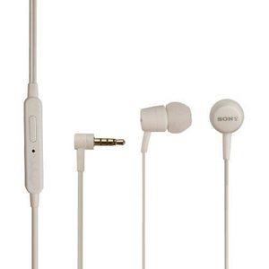 CASQUE - ÉCOUTEURS Sony écouteurs mH 750 blanc pour sony xperia sola