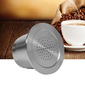 MOULIN À CAFÉ Capsule de café en Inox Capsule réutilisable de Ne