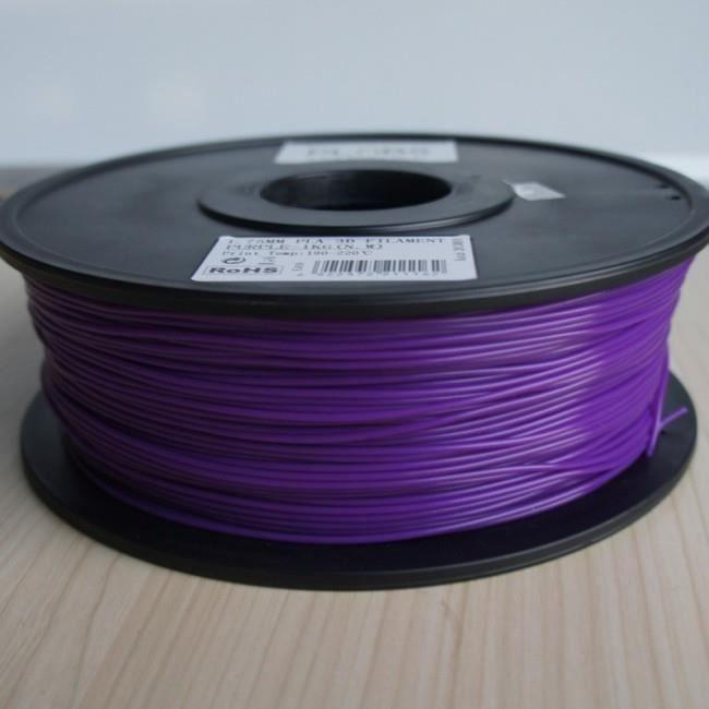 ESUN Filament pour Imprimante 3D PLA ESUN - Violet - 3 mm - 1kg