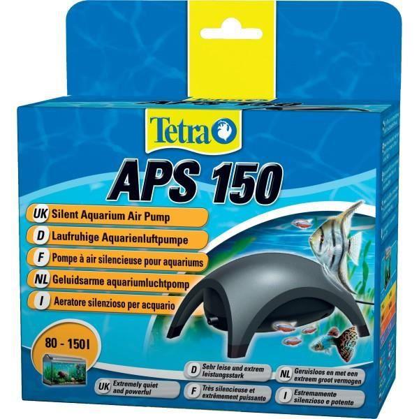 TETRA - Pompe à air pour aquarium Tetra APS 150