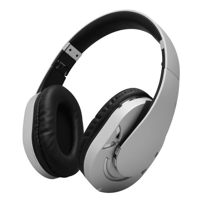 Wireless Bt 5.0 Head-mounted Cou Sport Casque Stéréo Écouteur @lm5031