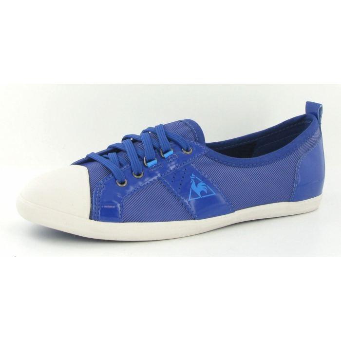 e60accc68af6 Chaussures Le Coq Sportif Lorett… Bleu Bleu - Achat   Vente basket ...