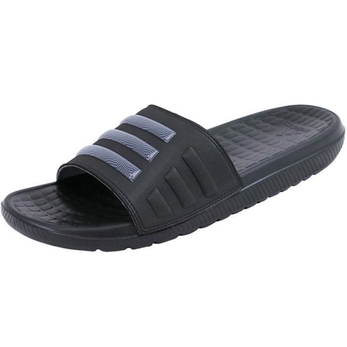 the best attitude 8c7a9 6e435 Tongs homme adidas