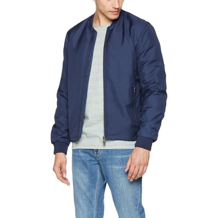 a43ce724bfff0 Selected Selected Shnnewlight Bomber Jacket, Blouson Homme T407H ...