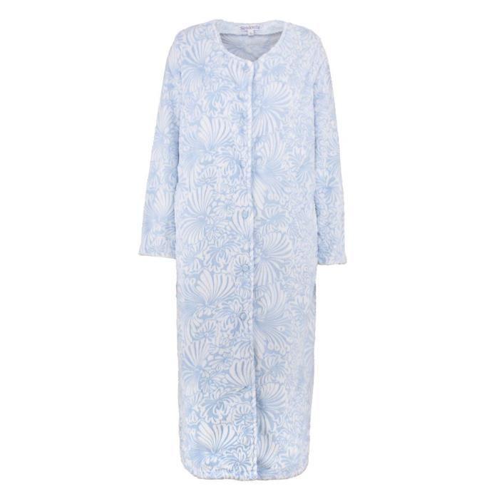 ROBE DE CHAMBRE Slenderella Robe de Chambre - Bleu HC7306