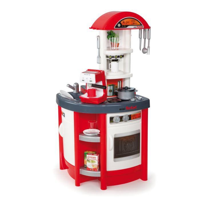SMOBY Tefal Cuisine Electronique Studio Espresso - Achat / Vente ...