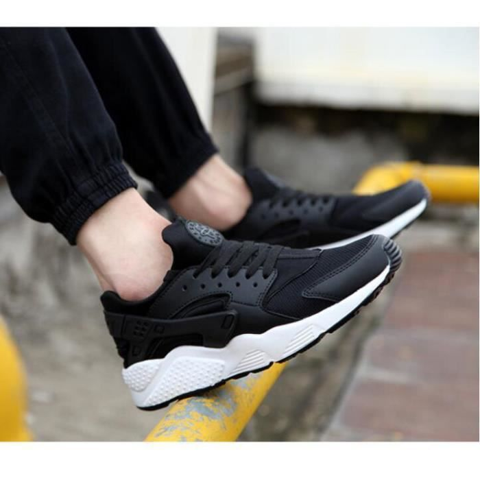 Lovers Femme Homme Baskets Chaussures Jogging Course Gym Fitness Sport Lacet Sneakers air Running ptBZwLUZwJ