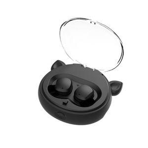 TABLE BASSE TWS Écouteurs Bluetooth 5.0 Ture Casque Sans Fil M