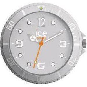 3195e738623b8 RÉVEIL SANS RADIO Reveil de Voyage Ice Watch Argent - ITAF.SR