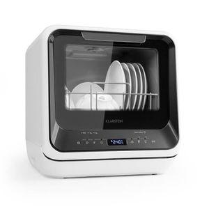 LAVE-VAISSELLE Klarstein Amazonia Mini lave-vaisselle compact 2 c