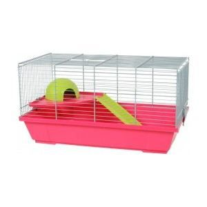 CAGE Zolux Cage hamster Cachou rose