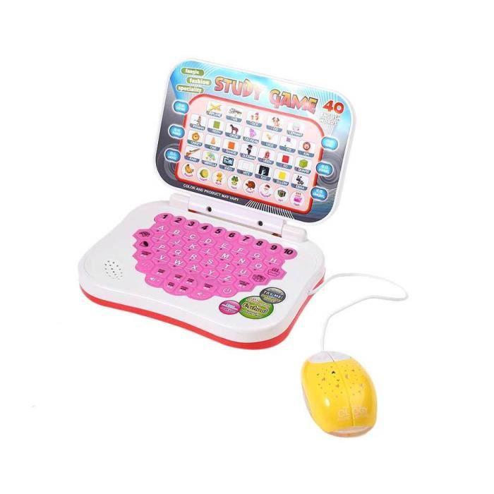 ORDINATEUR ENFANT Mini E-school PC Machine d'apprentissage Ordinateu
