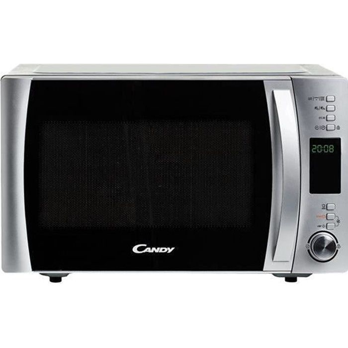 Candy - four micro-ondes + grill 22l 1000w inox - cmxg22ds - Achat ...