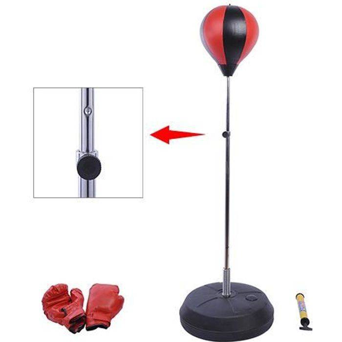 punching ball achat vente pas cher cdiscount. Black Bedroom Furniture Sets. Home Design Ideas