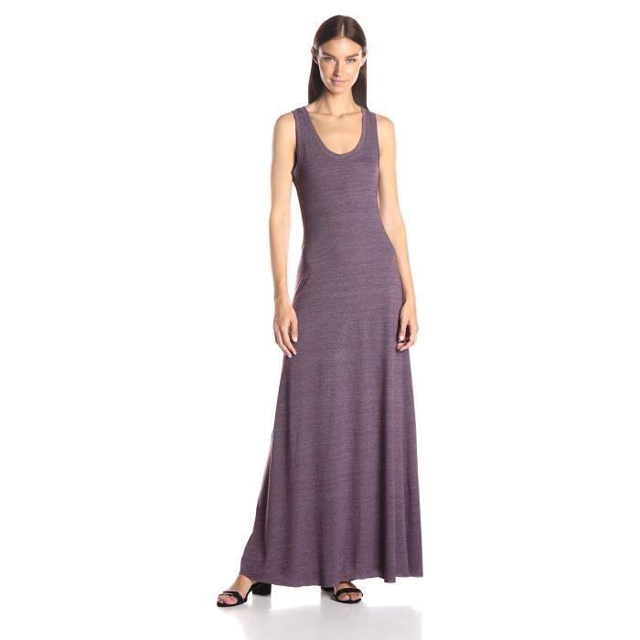 Alternative Robe maxi-longueur raconte féminine FZ6H0
