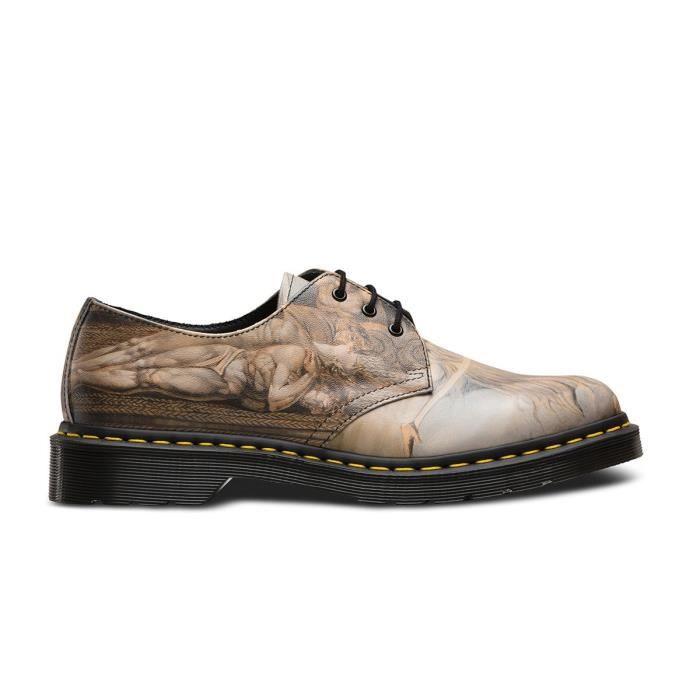 33837dbeba0 Chaussures de ville Dr Martens 1461 - 22874102 Gris Gris - Achat ...
