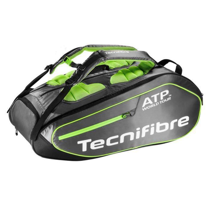 Tecnifibre Sac de tennis compétition Tour Ergonomy ATP 12R 90qXhK