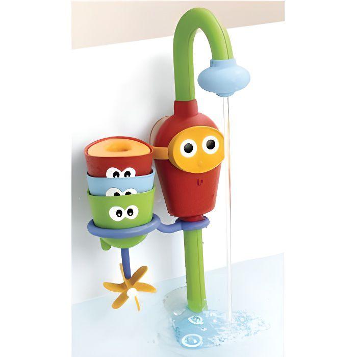 jouet pour le bain robinet bebe achat vente jeux et jouets pas chers. Black Bedroom Furniture Sets. Home Design Ideas