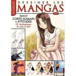 AUTRES LIVRES DESSINER LES MANGAS T.2