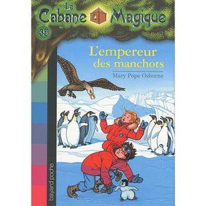 Livre 6-9 ANS La Cabane Magique Tome 35
