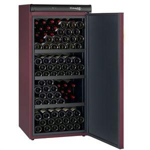 CLIMADIFF CVP168 - Cave ? vin de vieillissement - 168 bouteilles - Pose libre - A - L 62 x H 145 cm