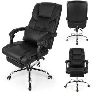 Verin chaise de bureau achat vente pas cher - Chaise de bureau avec accoudoir ...