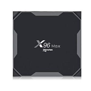 BOX MULTIMEDIA TV Box - Zeroten X96 MAX S905XII - 4 Go+32 Go - Le
