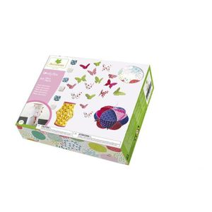 STICKER SCRAPBOOKING SYCOMORE Déco Papier - Grand Modèle