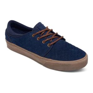 6dd20439be2678 CHAUSSURES MULTISPORT DC SHOES Chaussures Trase - Homme - Marine Blazer